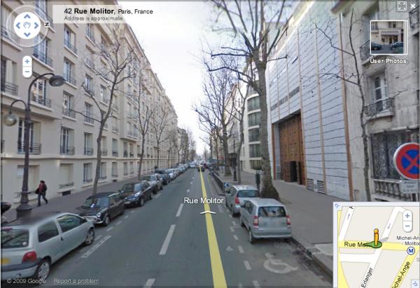 Mile 20 of the Paris Marathon