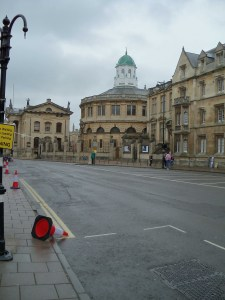 Part of the course for the Oxford Town & Gown 2010