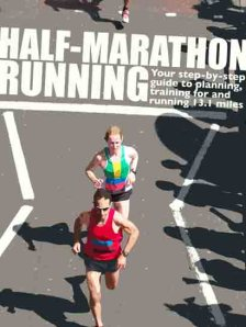 The cover of Half-marathon Running