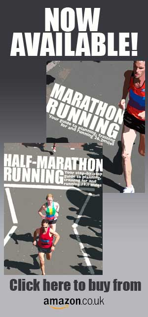 Now available: Marathon Running: Your step-by-step guide to planning, training for and running 26.2 miles