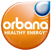 The Orbana logo